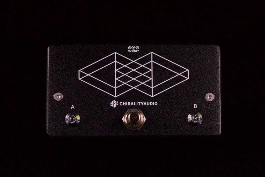 ChiralityAudio AB Switch